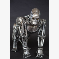 mechanical-metal-gorilla-front