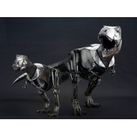 metal_large_and_small_t_rex_sculptures_1_1591939463