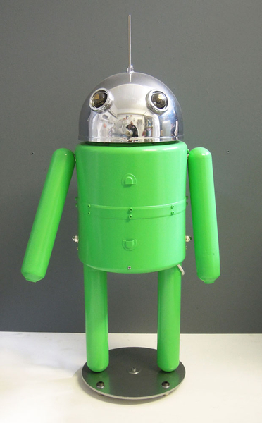 green-android